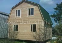 Дом 6х6м